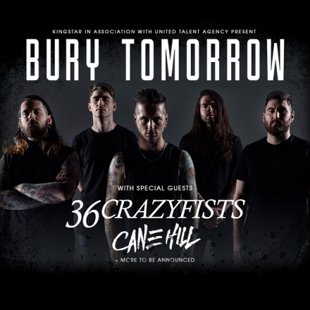 Bild: Bury Tomorrow