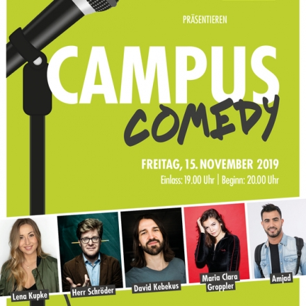 Bild: Campus Comedy