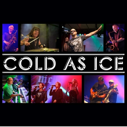 Bild: Cold as Ice - A Tribute to Foreigner