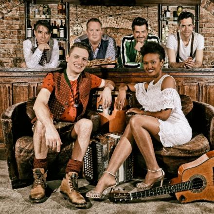 Cuba Boarische Band