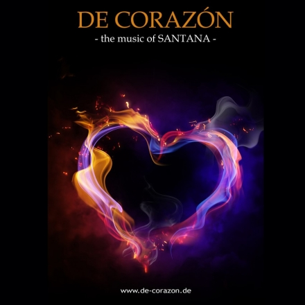 Bild: De Corazón - the music of Santana