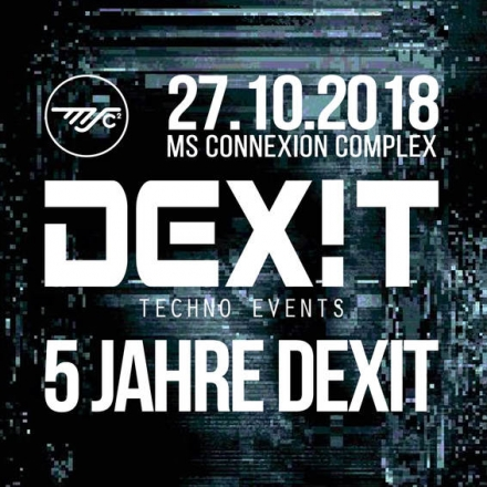 Bild: DEXIT - techno events