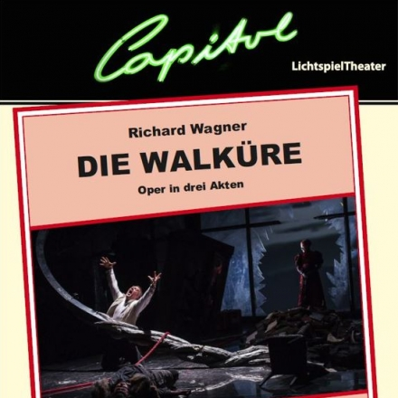 Bild: Die Walküre - Royal Opera House