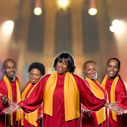 Bild: Donna Brown & The Golden Gospel Pearls