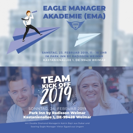 Bild: Eagle Manager Akademie - keys2success