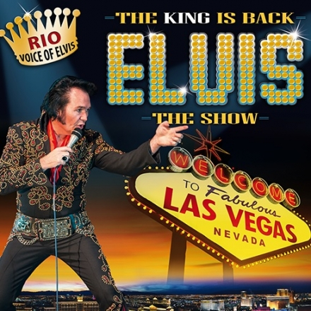 Bild: Elvis - The Show - Rio