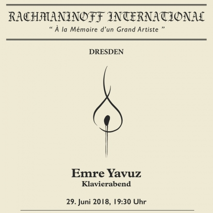 Bild: Rachmaninoff International - Emre Yavuz