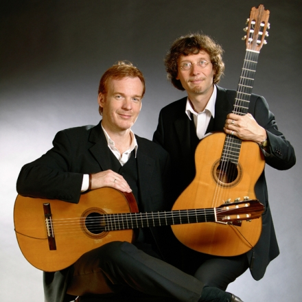 Bild: Essener Gitarrenduo