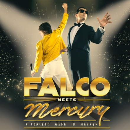 Bild: Falco meets Mercury