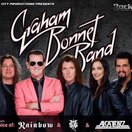 Bild: Graham Bonnet Band
