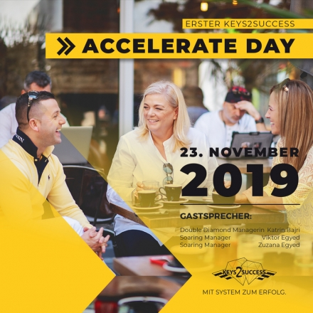Bild: Keys2success Accelerate Day