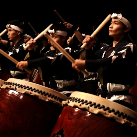 Bild: Kokubu - The Drums of Japan