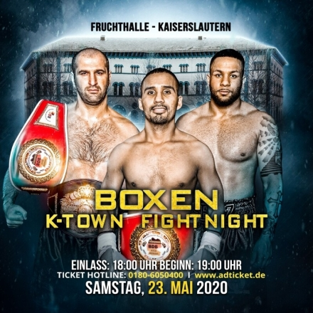 Bild: Fight Night Kaiserslautern