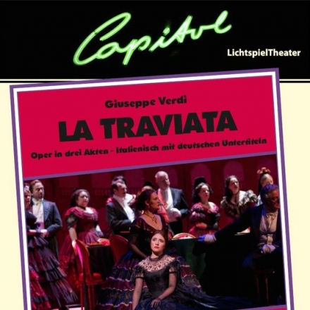 Bild: La Traviata - Royal Opera House