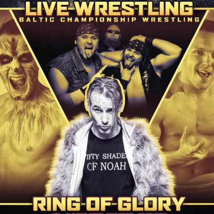 Bild:  Wrestling Live - Ring of Glory