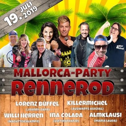 Mallorca Party Rennerod Tickets Karten Bei Adticket De