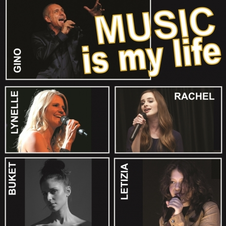 Music Is My Life Tickets Karten Bei Adticketde