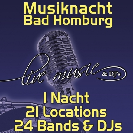 Bild: Bad Homburger Musiknacht