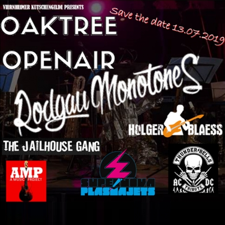 Bild: Oaktree Open Air