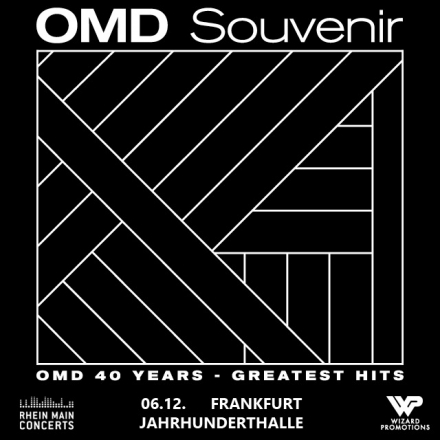Bild: OMD - Orchestral Manoeuvres in the Dark
