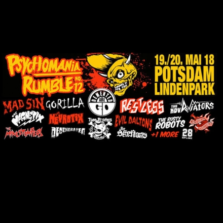 Bild: Psychomania Rumble