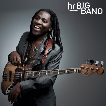 Bild: hr-Bigband - Richard Bona