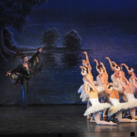 Ballett Weihnachten 2019.Schwanensee Nach P Tschaikowsky Prager Festspiel Ballett