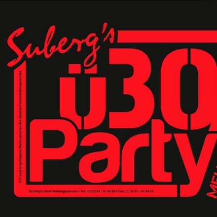 Bild: Subergs Ü30-Party