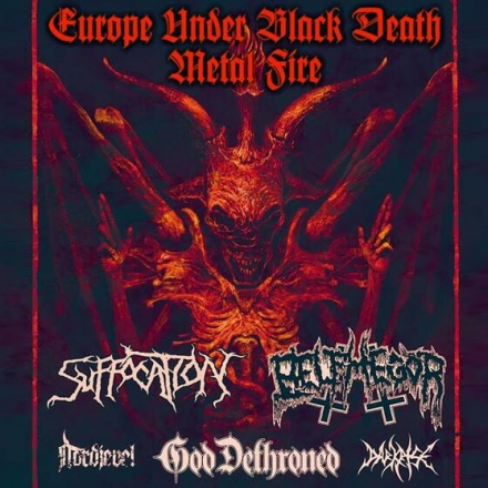 Bild: Suffocation