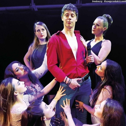 Bild: Sexbomb - Tom Jones Musical