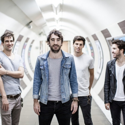 Bild: The Coronas