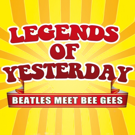 Bild: The Legends of Yesterday - Beatles meet Bee Gees