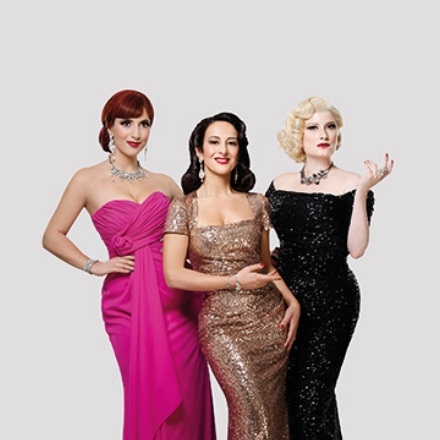Bild: The Puppini Sisters