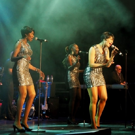 Bild: The Queens of Soul