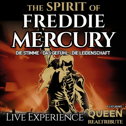 Bild: The Spirit of Freddie Mercury