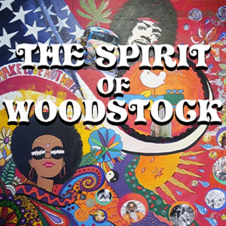 Bild: The Spirit of Woodstock - Musicalrevue