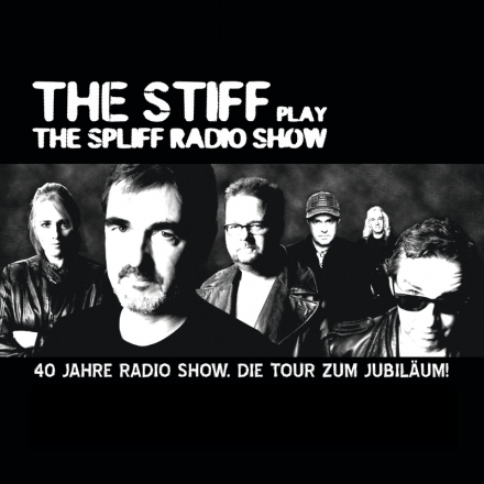 Bild: The Stiff - The Spliff Radio Show