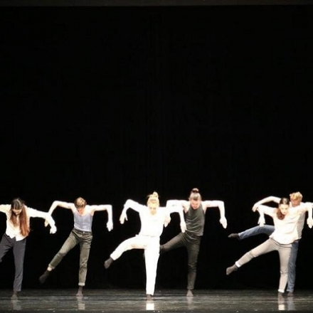 Bild: Through my eyes/Love me if you can - Posterino Dance Company