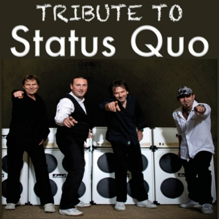 Bild: Tribute To Status Quo Band