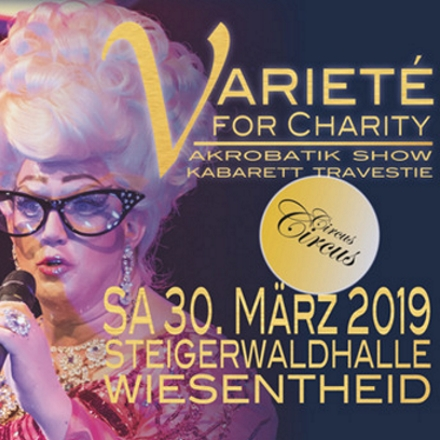 Bild: Varieté for Charity