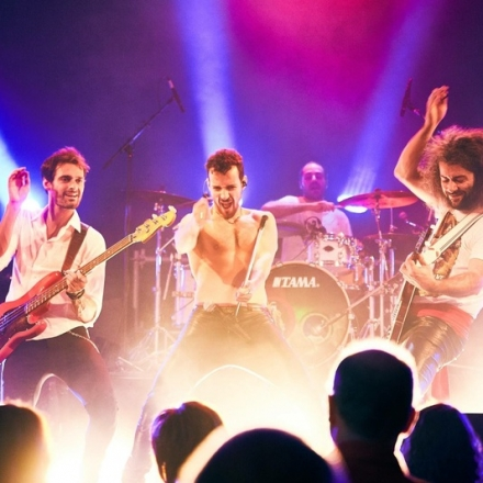 Bild: Vipers - Queen Tribute Band