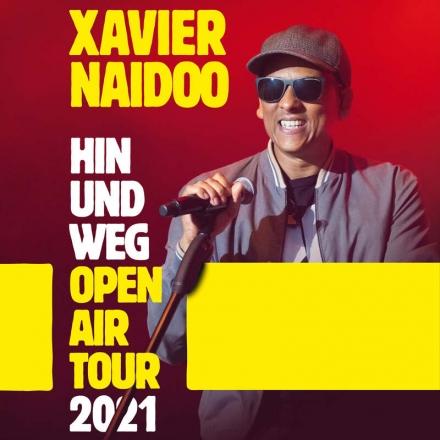 Xavier Naidoo 2021