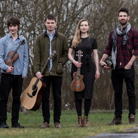 Bild: Young Scots Trad Awards Winner Tour