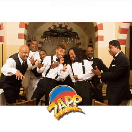 Bild: The Zapp Band