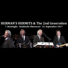 "Herman´s Hermits am 16.9. - ""Remember The Star-Club Oberursel"""