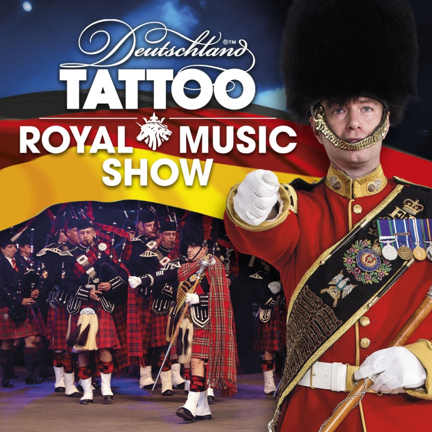 Bild: Deutschland Tattoo - Royal Music Show