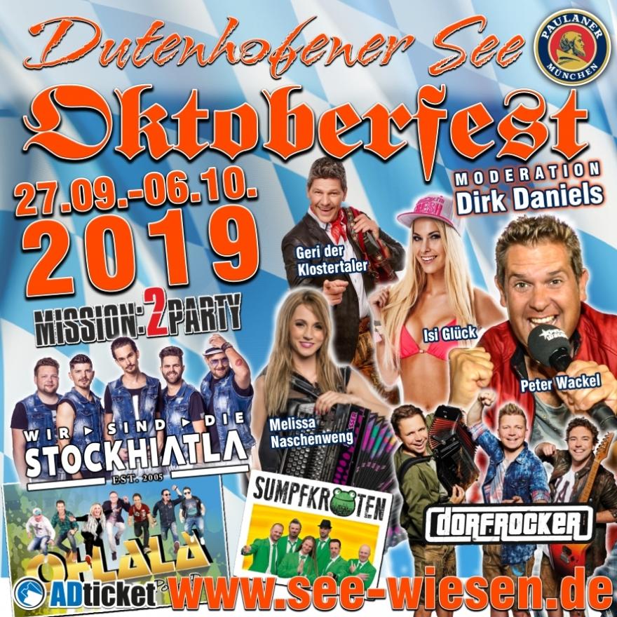 Oktoberfest Am Dutenhofener See Tickets Karten Bei Adticket De