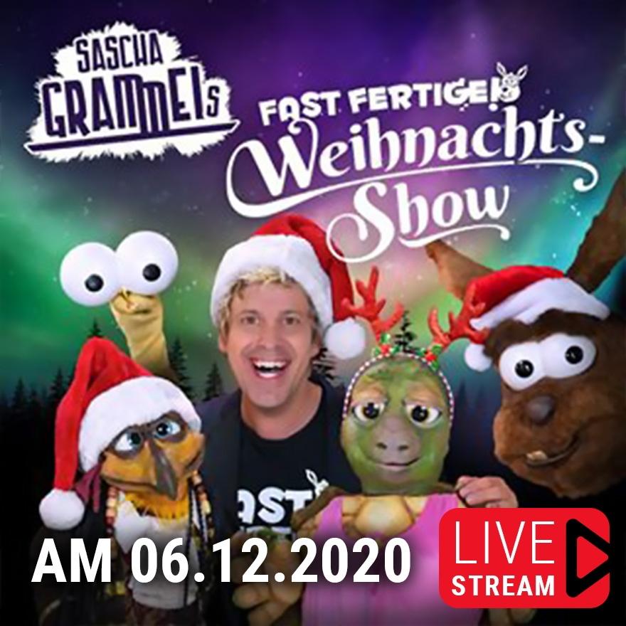Sascha Grammel Filme Stream