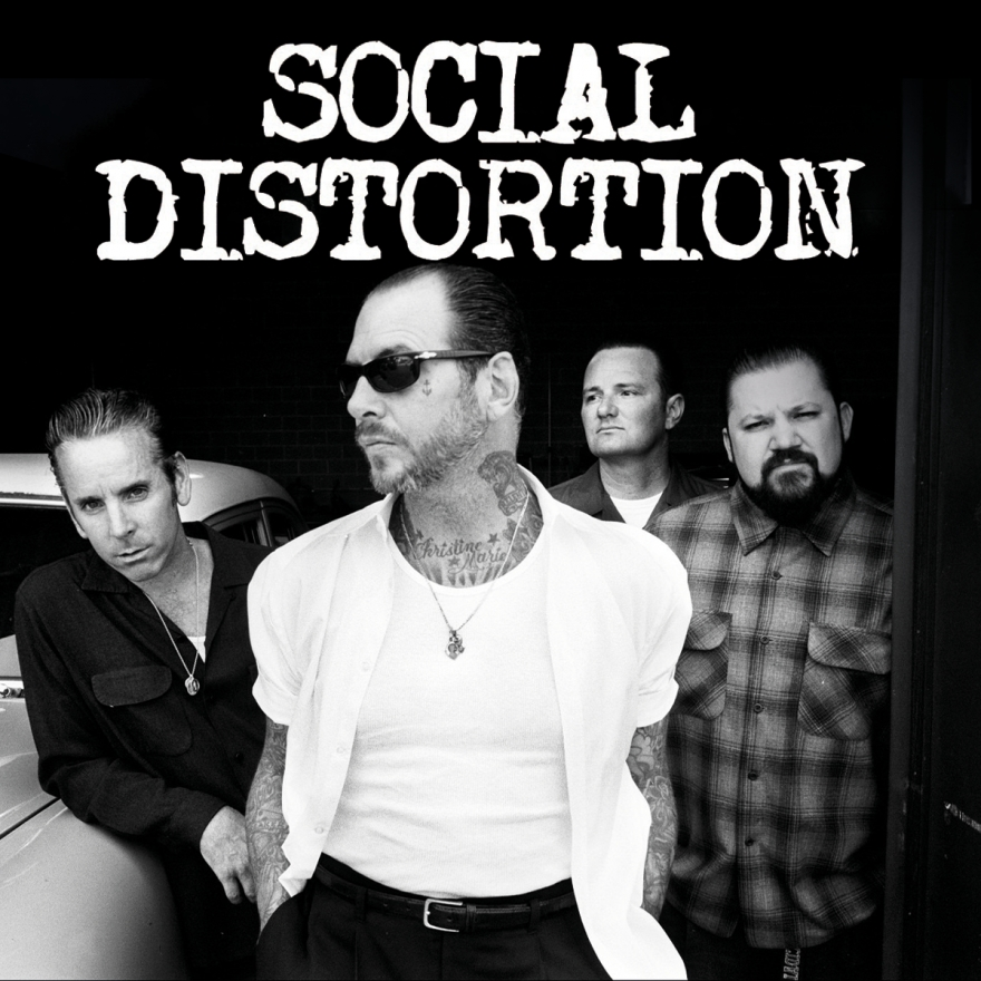 Bild: Social Distortion