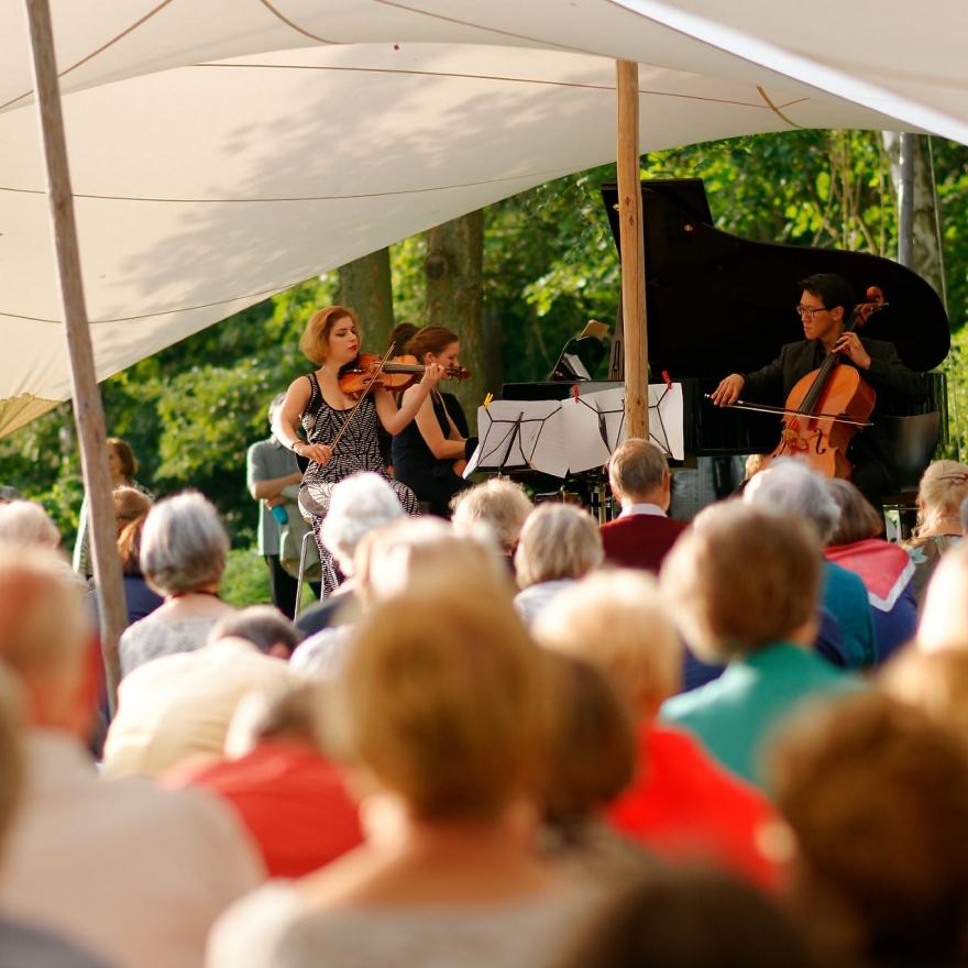Sommerliche Musiktage Hitzacker